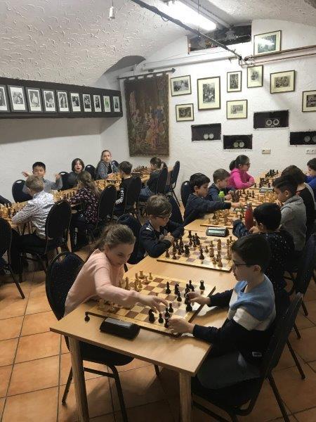1. Wormser Grundschulschachmeisterschaft 2020